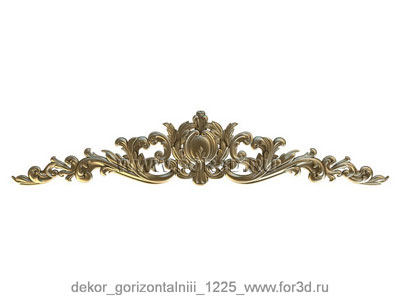 Decor horizontal 1225