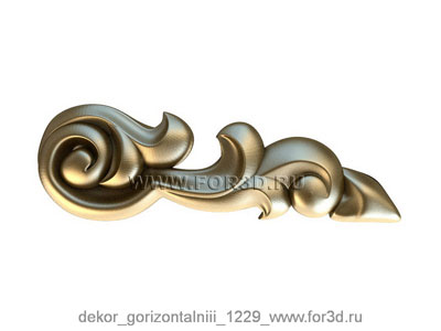 Decor horizontal 1229