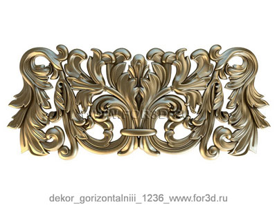 Decor horizontal 1236