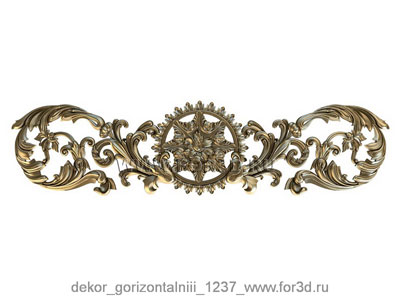 Decor horizontal 1237
