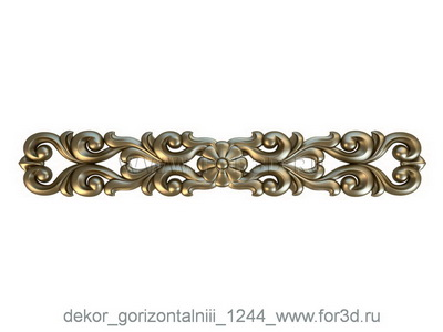 Decor horizontal 1244