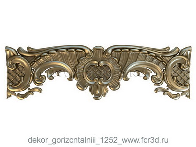 Decor horizontal 1252