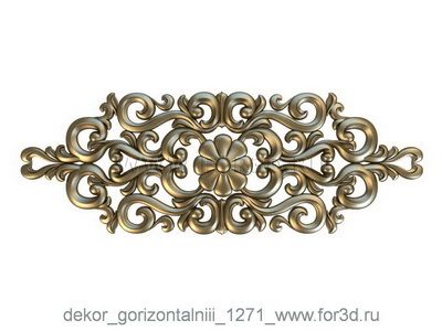 Decor horizontal 1271