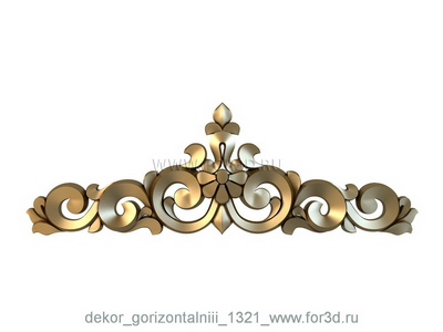 Decor horizontal 1321