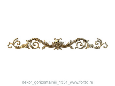Decor horizontal 1351
