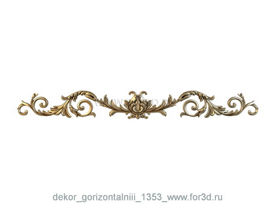 Decor horizontal 1353
