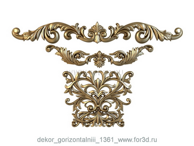 Decor horizontal 1361