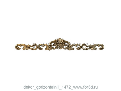 Decor horizontal 1472