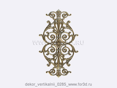 Decor vertical 0285