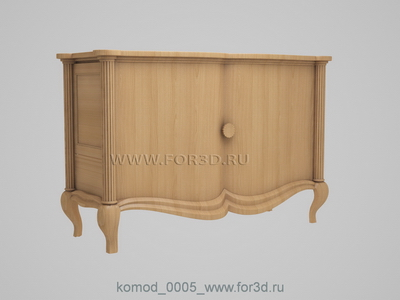 Chest of drawers 0005