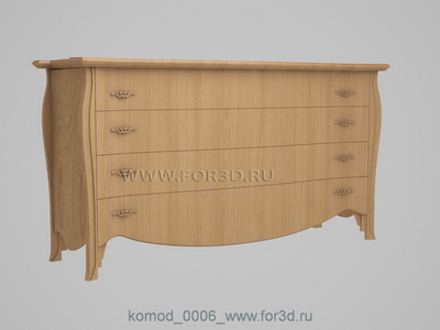 Chest of drawers 0006