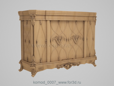 Chest of drawers 0007