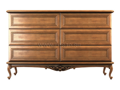 Chest of drawers 0022